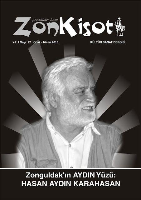 ZON KİŞOT DERGİSİ - SAYI 22 - OCAK NİSAN 2013