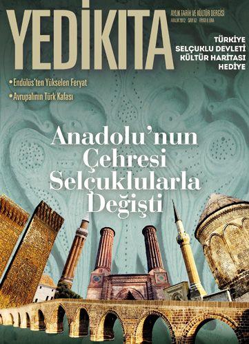YEDİKITA DERGİSİ - ARALIK 2012