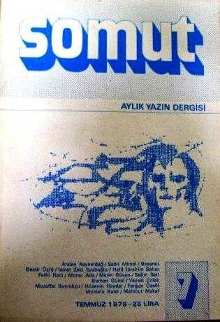 SOMUT EDEBİYAT DERGİSİ - SAYI 7 - 1979