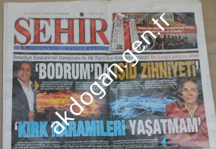 ŞEHİR GAZETESİ - BODRUM