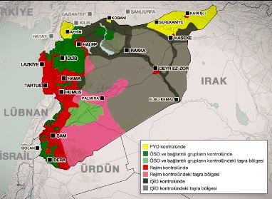 Suriye'de Bugünlere Nasıl Gelindi?