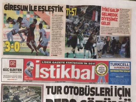 İstikbal Gazetesi