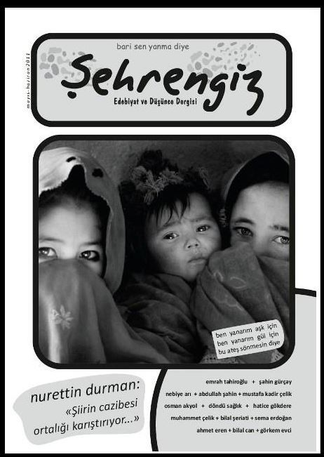 ŞEHRENGİZ DERGİSİ - MAYIS HAZİRAN 2011