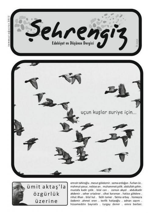 ŞEHRENGİZ DERGİSİ - SAYI 9 - TEMMUZ AĞUSTOS 2011
