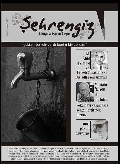 ŞEHRENGİZ DERGİSİ - SAYI 3 - KASIM ARALIK 2009