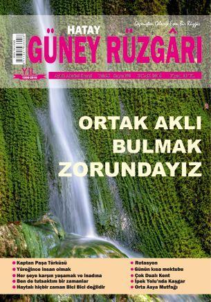 Güney Rüzgarı Dergisi - Sayı 192 - Ocak 2016