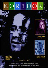 Koridor Kültür Sanat Edebiyat Dergisi Sayı 15