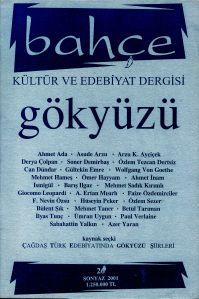 BAHÇE - 2001