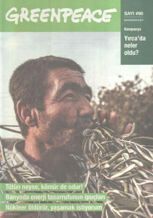Greenpeace Bülteni - Sayı 90 - Mayıs 2015
