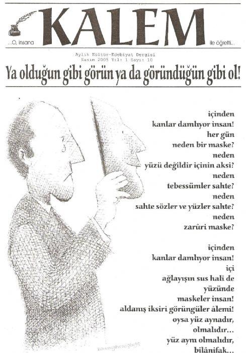 BERFİN BAHAR DERGİSİ - SAYI 93 - KASIM 2005