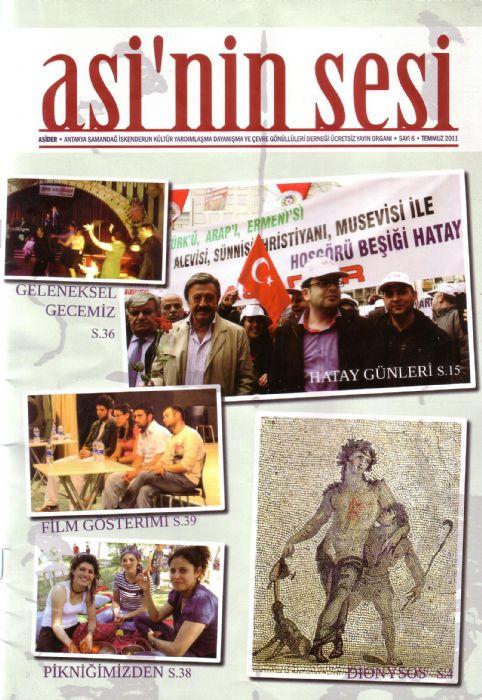 Asi'nin Sesi - Temmuz 2011 - Sayı 6