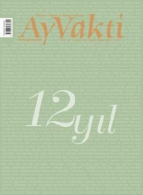 AY VAKTİ DERGİSİ - SAYI 140 - EYLÜL EKİM 2012