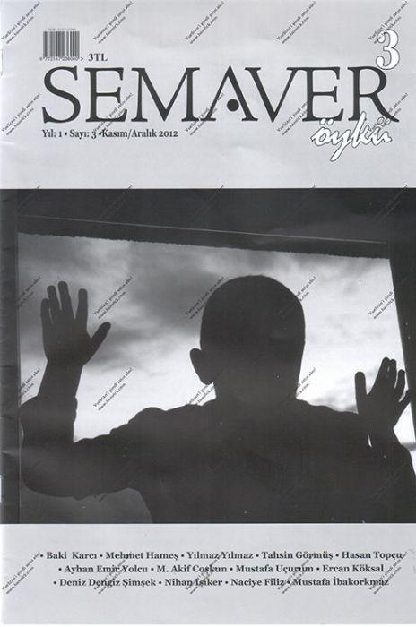 SEMAVER DERGİSİ - SAYI 3