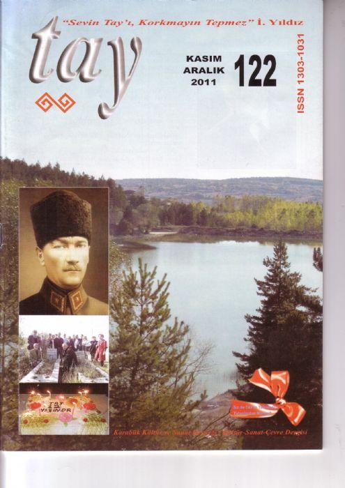 2011 yılı Türkiye Yerel Edebiyat Dergileri Albümü için çağrımızdır.