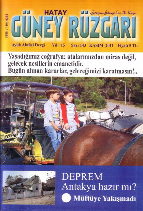 ÜCRA DERGİSİ - SAYI 44 - KASIM ARALIK 2011