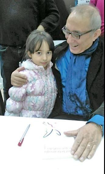 Ataol Behramoğlu Ankara Kitap Fuarında