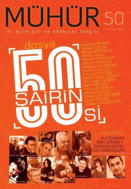 MÜHÜR DERGİSİ - SAYI 50 - OCAK ŞUBAT 2014