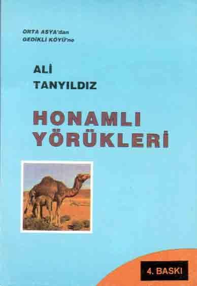 Honamlı Yörükleri - Ali Tanyıldız