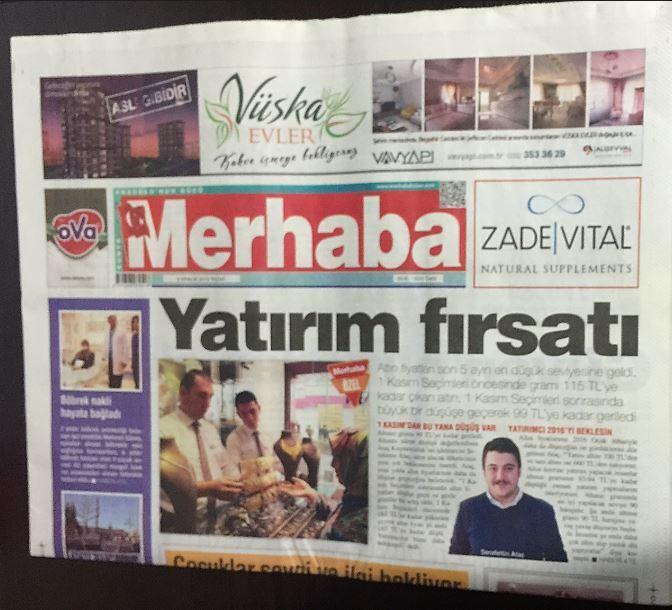 Konya - Merhaba