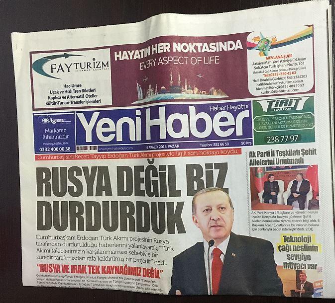 Konya - Yeni Haber