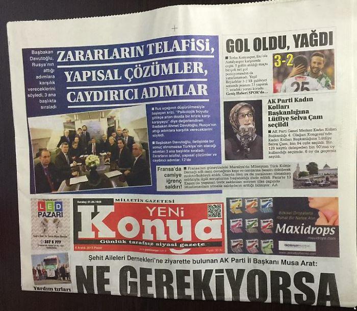 Konya - Yeni Konya