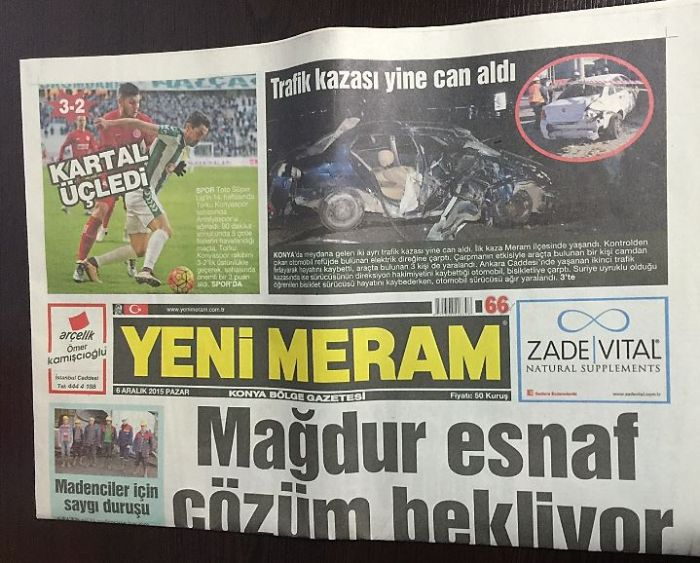 Konya - Yeni Meram