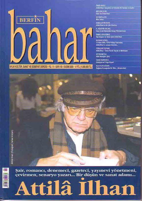 KUZEY YILDIZI EDEBİYAT DERGİSİ - SAYI 12 - EKİM KASIM 2005