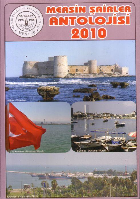 MERSİN ŞAİRLER ANTOLOJİSİ 2010