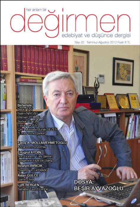 EVRENSEL KÜLTÜR DERGİSİ - EYLÜL 2012