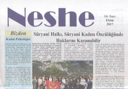 Neshe Bülteni - Sayı 14 - Ekim 2017