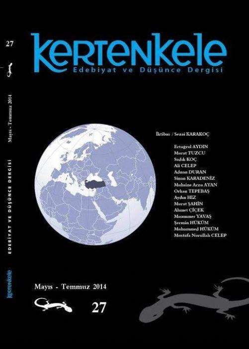 HECE ÖYKÜ DERGİSİ - SAYI 63 - HAZİRAN TEMMUZ 2014