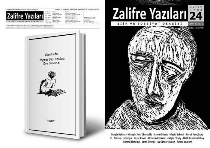Zalifre Yazıları - Sayı 24 - Haziran 2015