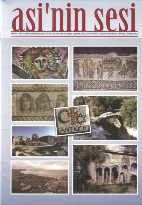 ASİ-DER / YIL 3- SAYI 10 – TEMMUZ 2012
