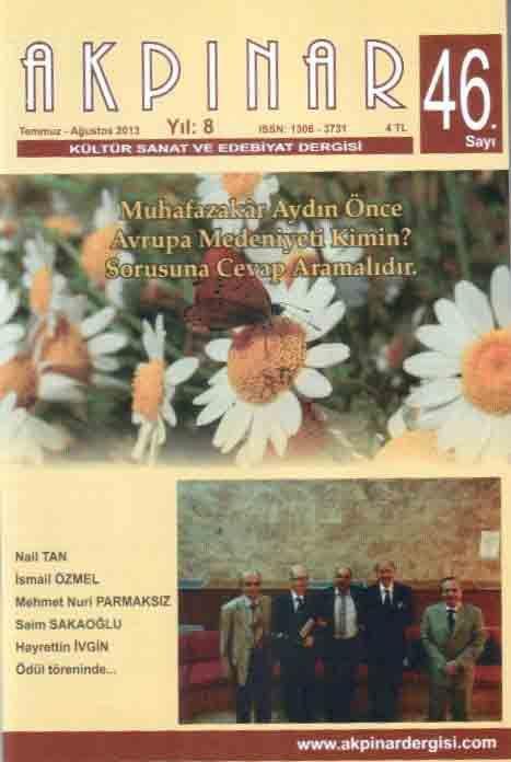 Akpınar Dergisi - Sayı 46