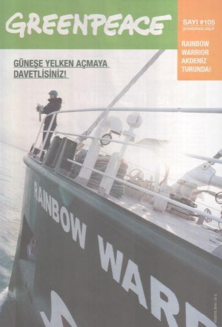 Greenpeace Bülteni - Sayı 105