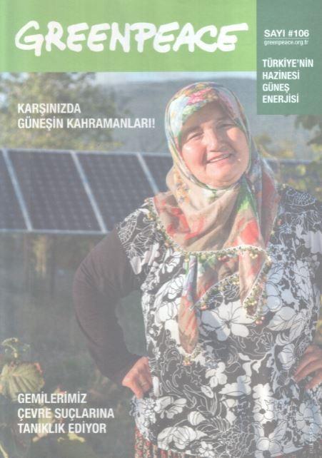 Greenpeace Bülteni - Sayı 106