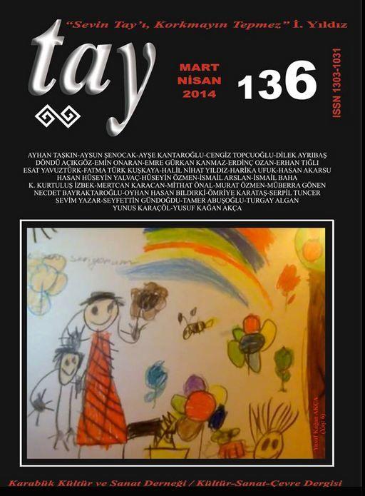 TAY DERGİSİ - SAYI 136 - MART NİSAN 2014