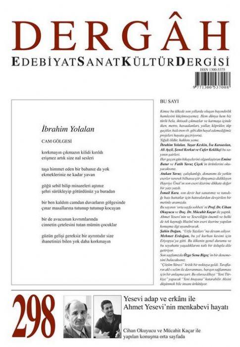 DERGAH DERGİSİ - SAYI 298