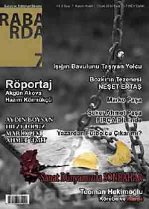 RABARDA DERGİSİ - SAYI 7