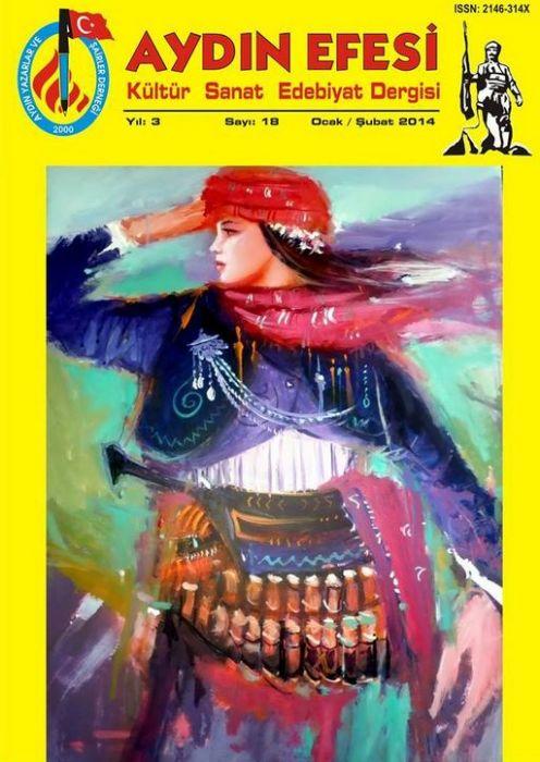 AYDIN EFESİ DERGİSİ - SAYI 18 - OCAK ŞUBAT 2014