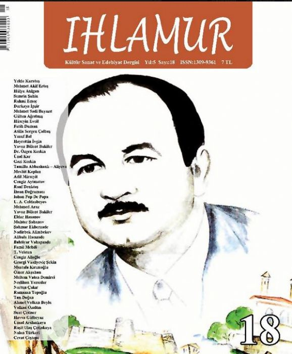 IHLAMUR DERGİSİ - SAYI 18