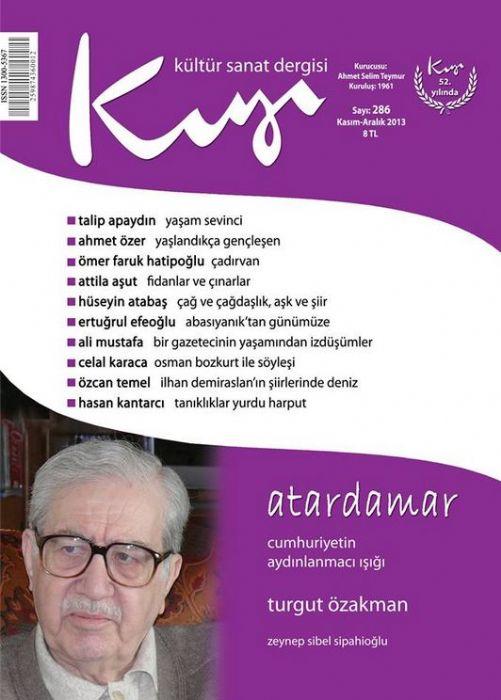 KIYI DERGİSİ - SAYI 286 - KASIM ARALIK  2013