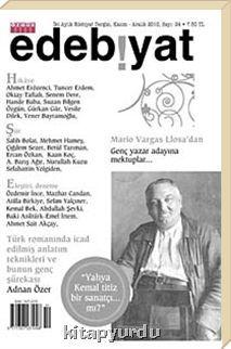 Özgür Edebiyat Kasım- Aralık 2010 Sayı:24