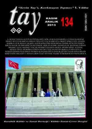 Tay Dergisi - Sayı 134 - Kasım Aralık 2013