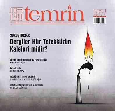 TEMRİN DERGİSİ - SAYI 57