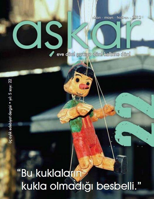 Ay Vakti Dergisi - Nisan Mayıs Haziran 2012