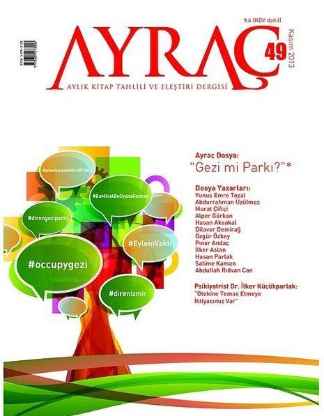 Ayraç Dergisi - Sayı 49 - Kasım 2013