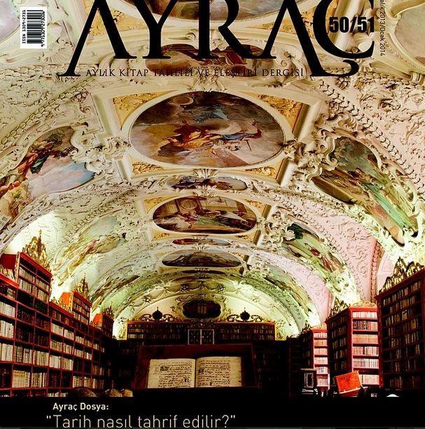 Ayraç Dergisi - Sayı 50 51 - Ocak 2014