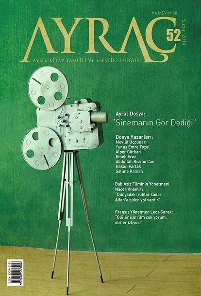 Ayraç Dergisi - Sayı 52 - Şubat 2014