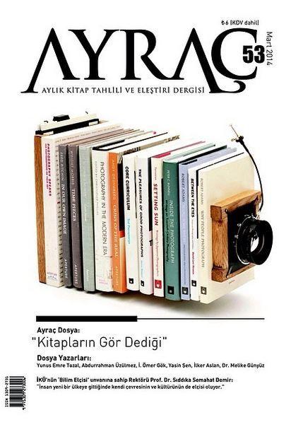 Ayraç Dergisi - Sayı 53 - Mart 2014